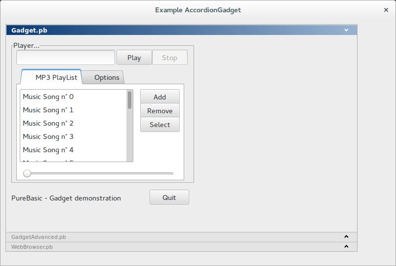 PureBasic Forum • View topic - Module: AccordionGadget